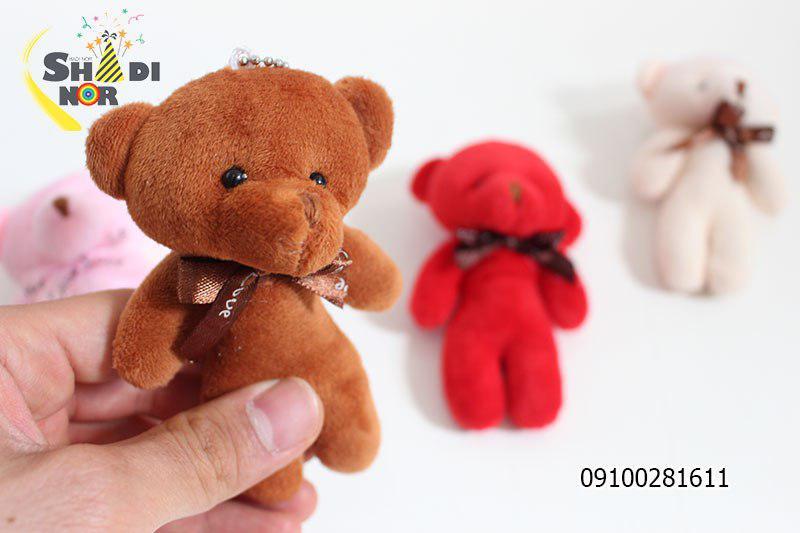 مینی عروسک خرس