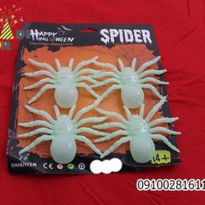 پخش عمده لوازم هالووین محصول عنکبوت شبتاب