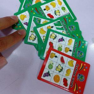 پخش عمده لوازم شعبده بازی محصول کارت تشخیص میوه